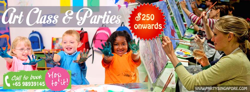 Art Classes and Parties